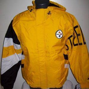 Starter Jackets Amp Coats Pittsburgh Steelers Nfl Knockout